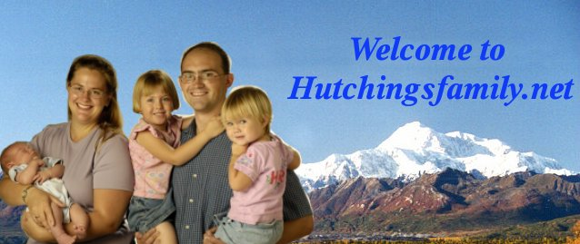 Welcome to Hutchingsfamily.net